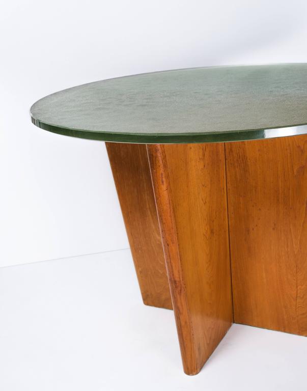 Greta Magnusson-Grossman, Sofa Table, Studio, Sweden, 1930s For Sale 1
