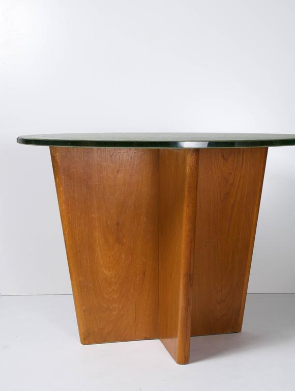 Glass Greta Magnusson-Grossman, Sofa Table, Studio, Sweden, 1930s For Sale