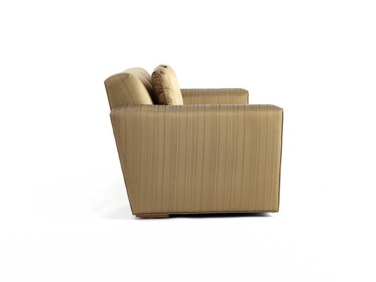 Paul Frankl Custom Sofa, Pair Available, 1940s For Sale 1