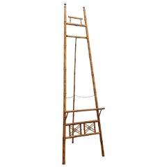 English Bamboo Easel