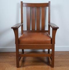 Stickley Armchair