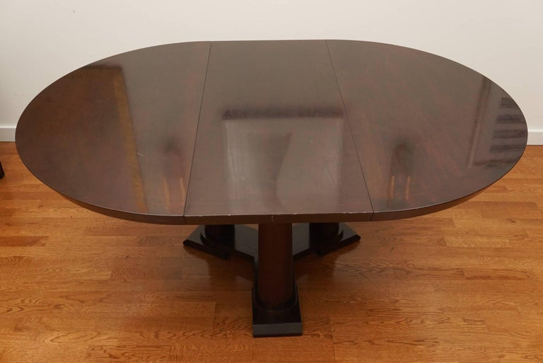Contemporary Extension Dining Table For Sale 4