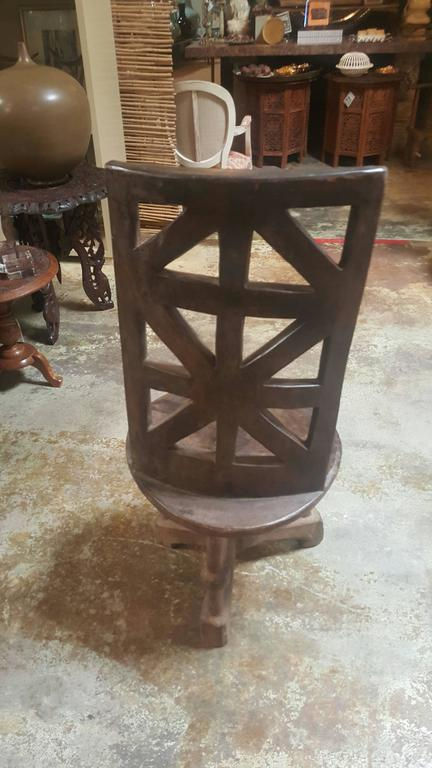 African Chair 3
