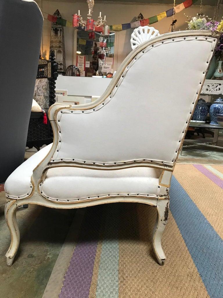 19th Century Italian Rococo Sofa For Sale 3