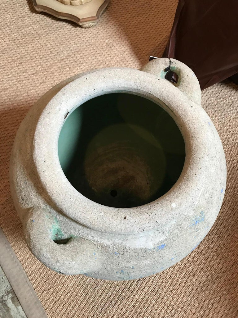 Mid-20th Century Large Art Deco French Pot from the 1930s For Sale