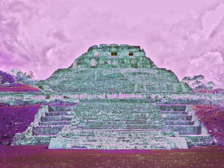 B Lucien Pyramid Photo 2