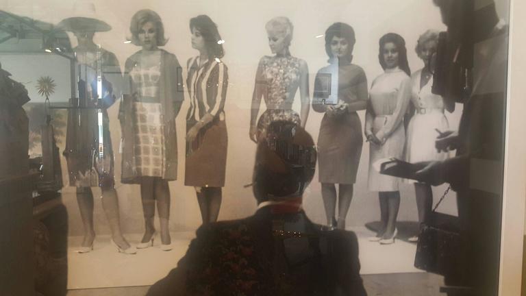 1950s Jackie Gleason photograph.