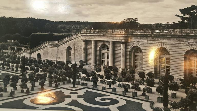 Contemporary Photo of Versailles by B. Lucien 6