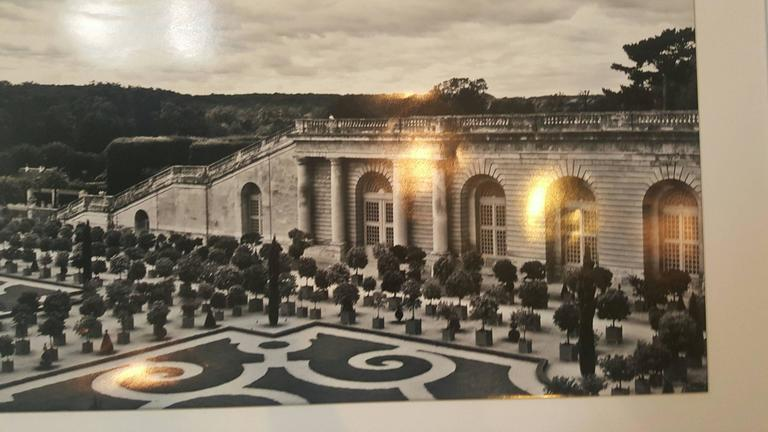 Contemporary Photo of Versailles by B. Lucien 3