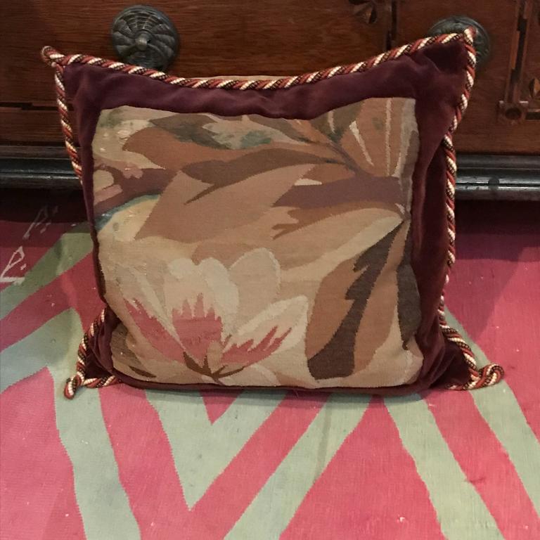 Unknown Aubuson Pillows For Sale
