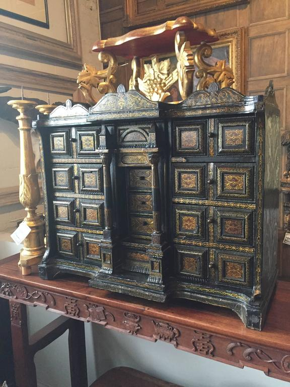 19th Century Anglo-Indian Portuguese Chest For Sale