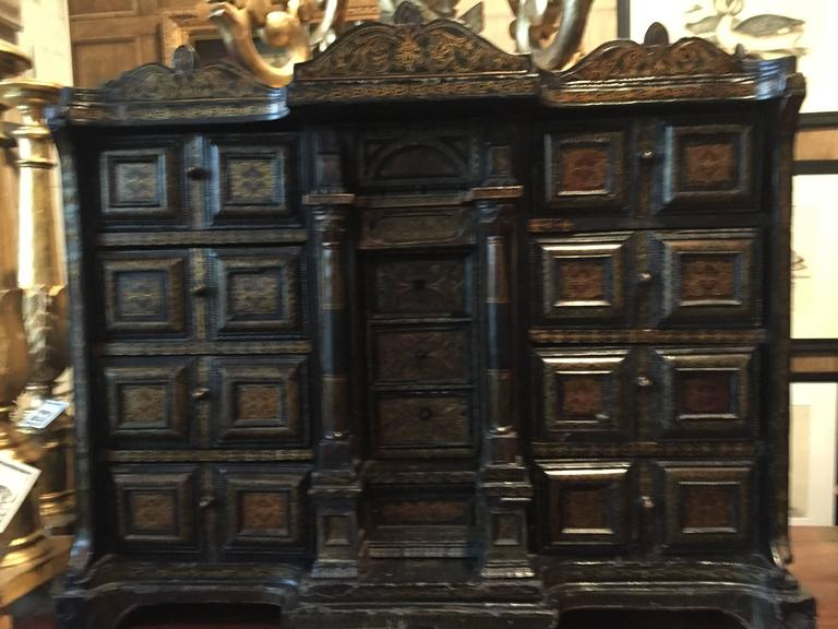 Anglo-Indian Portuguese Chest In Good Condition For Sale In Dallas, TX