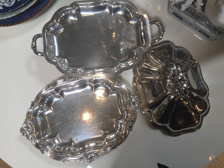 Silver Tureen, circa 1950s 4