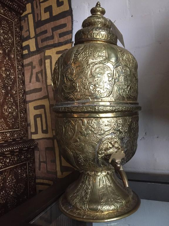 19th Century Turkish Samovar 2