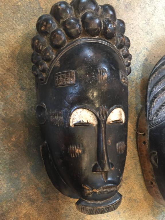 Baoli Masks Pair 4