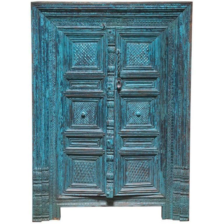 Rajasthani Style Cabinet