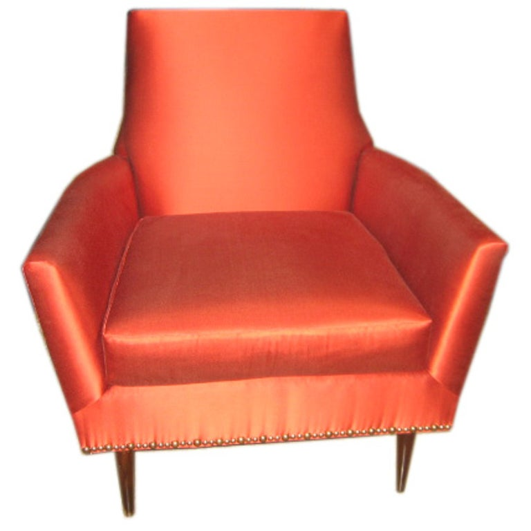 1950s Moderne Club Chair