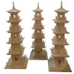 Bone Pagodas