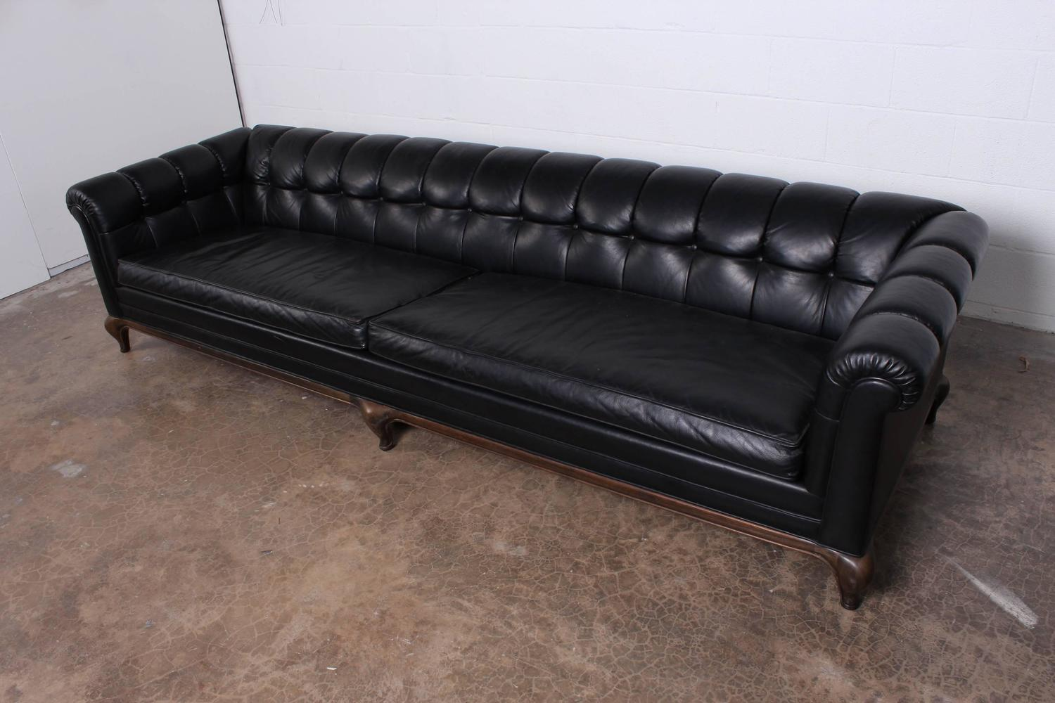 Chesterfield Sofa by Maurice Bailey for Monteverdi Young at 1stdibs