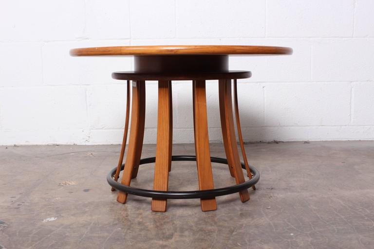 Toad Stool Table by Edward Wormley for Dunbar In Good Condition For Sale In Dallas, TX