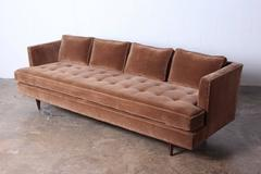 Sofa Designed by Edward Wormley for Dunbar