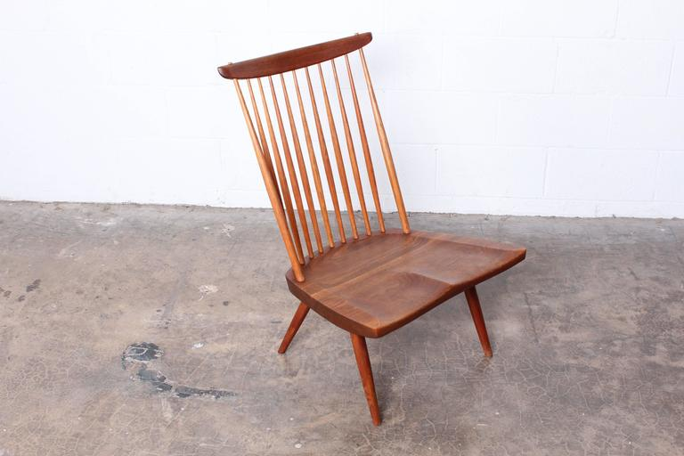 Lounge Chair by George Nakashima For Sale 2