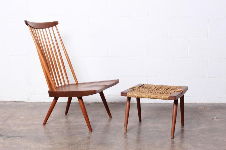 Lounge Chair by George Nakashima For Sale 3