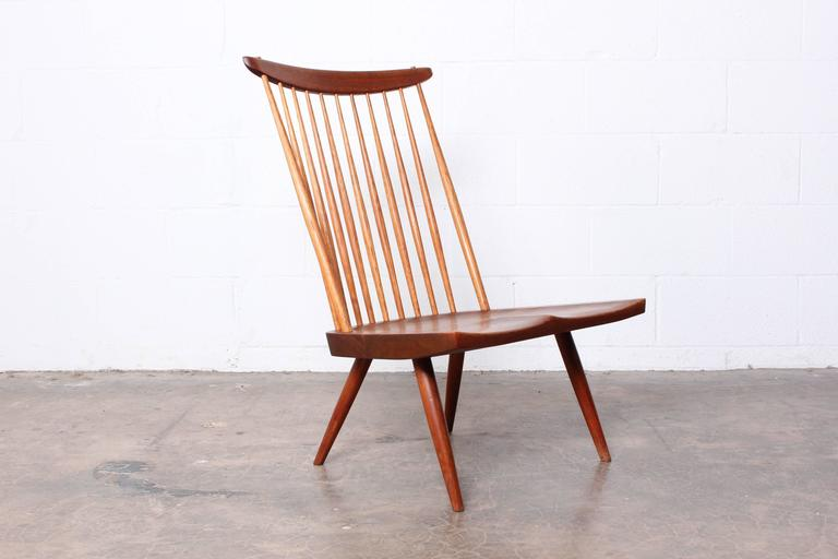 Lounge Chair by George Nakashima For Sale 5