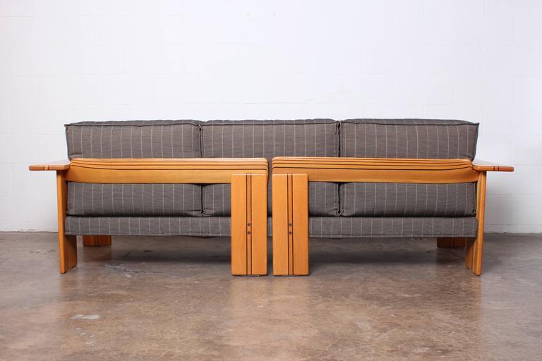 Late 20th Century Artona Sofa by Afra and Tobias Scarpa For Sale