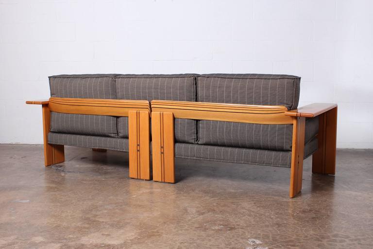 Artona Sofa by Afra and Tobias Scarpa In Good Condition For Sale In Dallas, TX