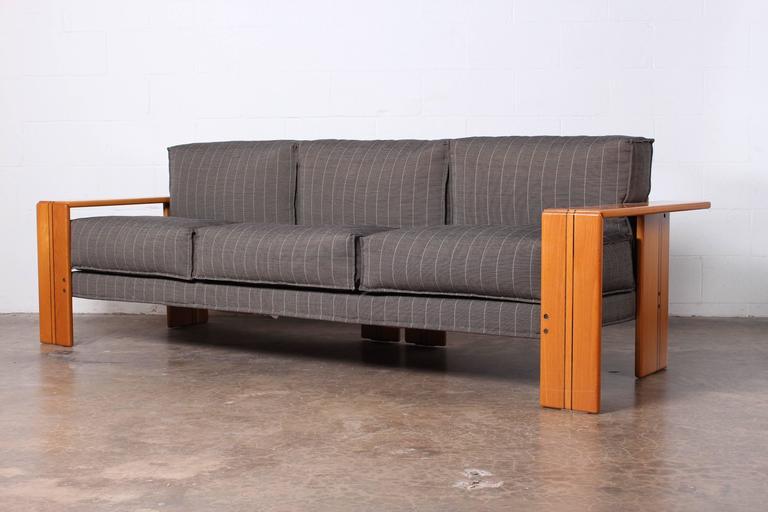 Artona Sofa by Afra and Tobias Scarpa For Sale 1