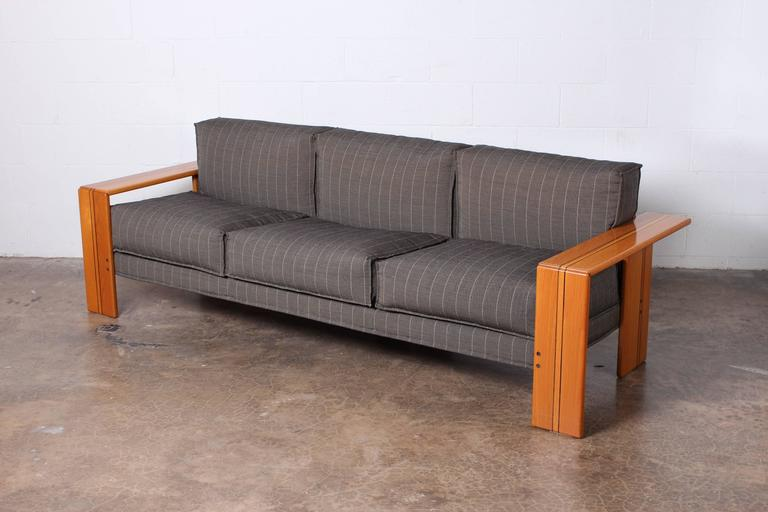 Artona sofa designed by Afra and Tobias Scarpa for Maxalto.