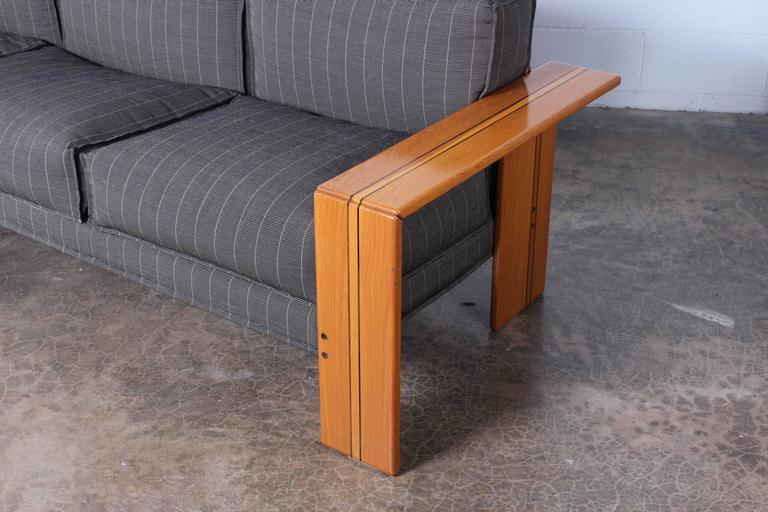 Artona Sofa by Afra and Tobias Scarpa For Sale 5