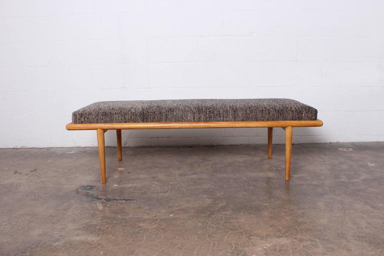 Maple Bench by T.H. Robsjohn-Gibbings for Widdicomb 2