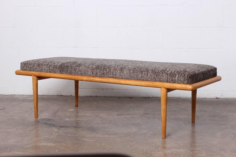 Maple Bench by T.H. Robsjohn-Gibbings for Widdicomb 3