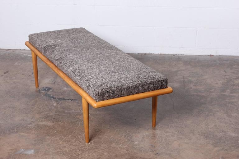 Maple Bench by T.H. Robsjohn-Gibbings for Widdicomb 5