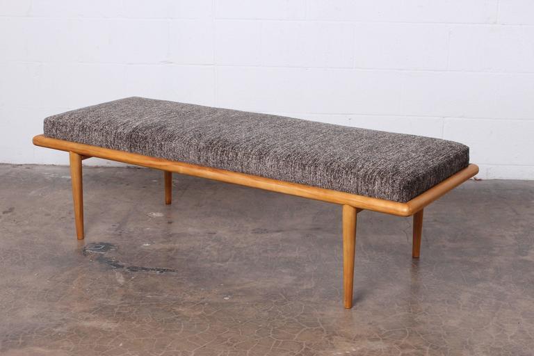 Maple Bench by T.H. Robsjohn-Gibbings for Widdicomb 7