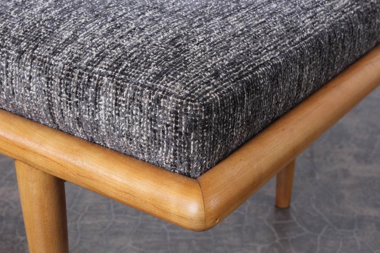 Maple Bench by T.H. Robsjohn-Gibbings for Widdicomb 8