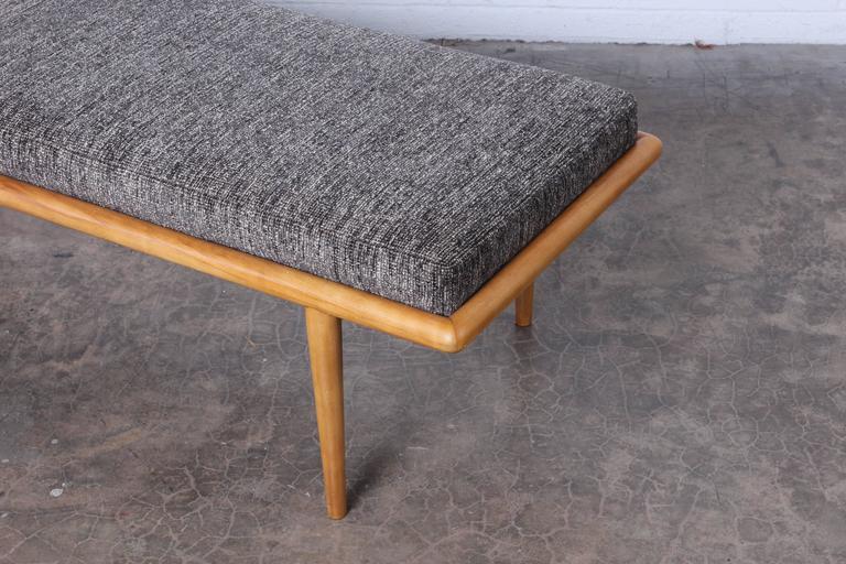 Maple Bench by T.H. Robsjohn-Gibbings for Widdicomb 9
