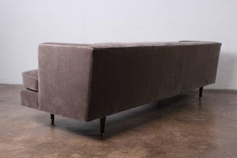 Mid-20th Century Sofa Designed by Edward Wormley for Dunbar For Sale