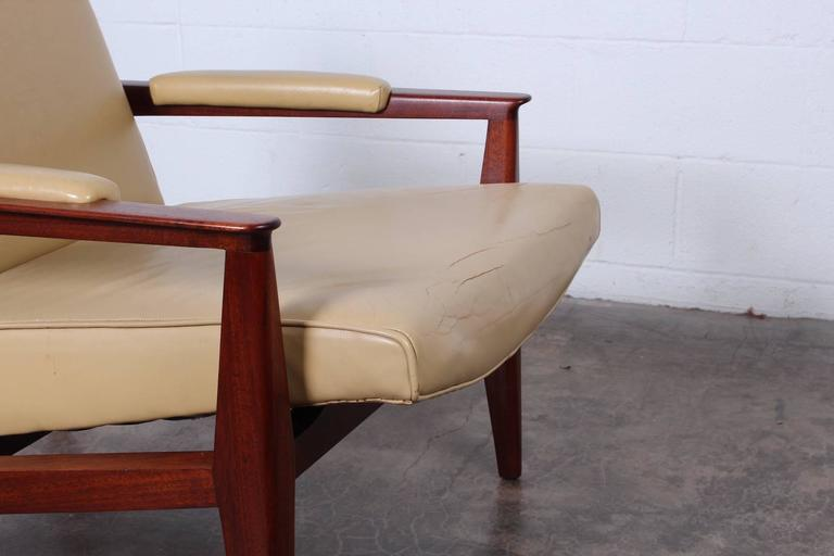 Mid-20th Century Lounge Chair by Edward Wormley for Dunbar