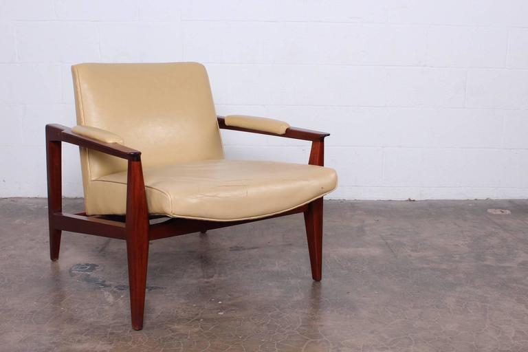 Lounge Chair by Edward Wormley for Dunbar 5