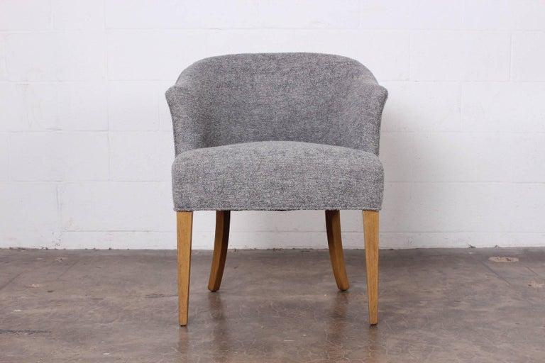 Desk Chair by Edward Wormley for Dunbar 2