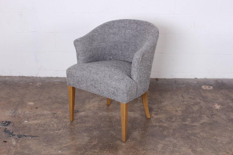 Desk Chair by Edward Wormley for Dunbar 3