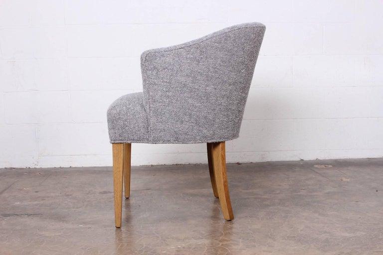 Desk Chair by Edward Wormley for Dunbar 6