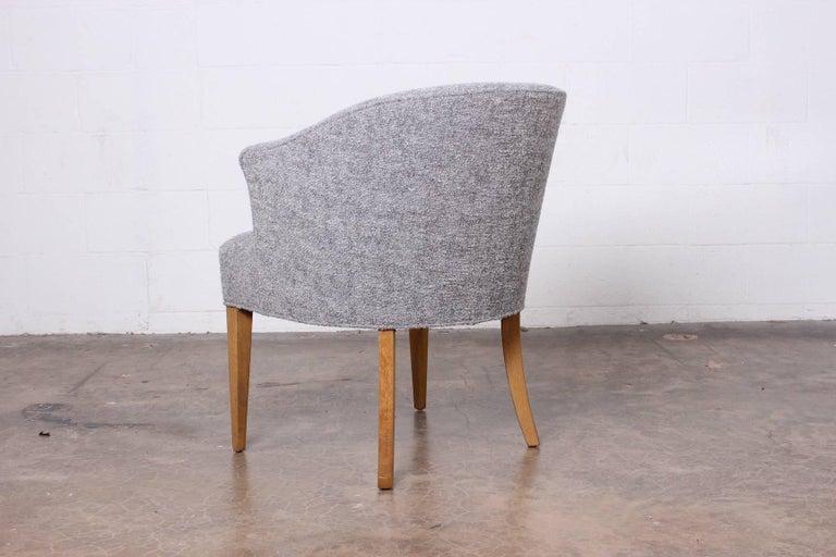 Desk Chair by Edward Wormley for Dunbar 7