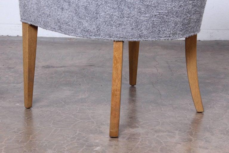 Desk Chair by Edward Wormley for Dunbar 8