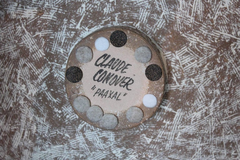 """Claude Conover Square Vase """"Paaxal"""" For Sale 5"""