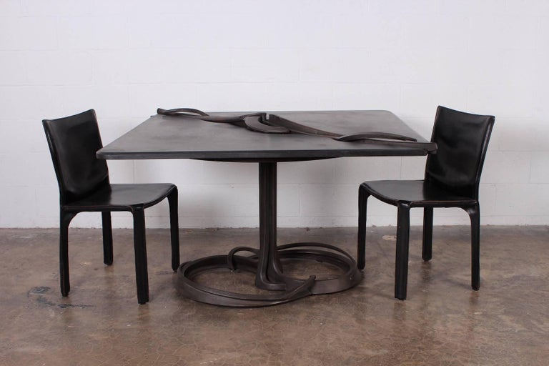 Dining Table by Albert Paley For Sale 6