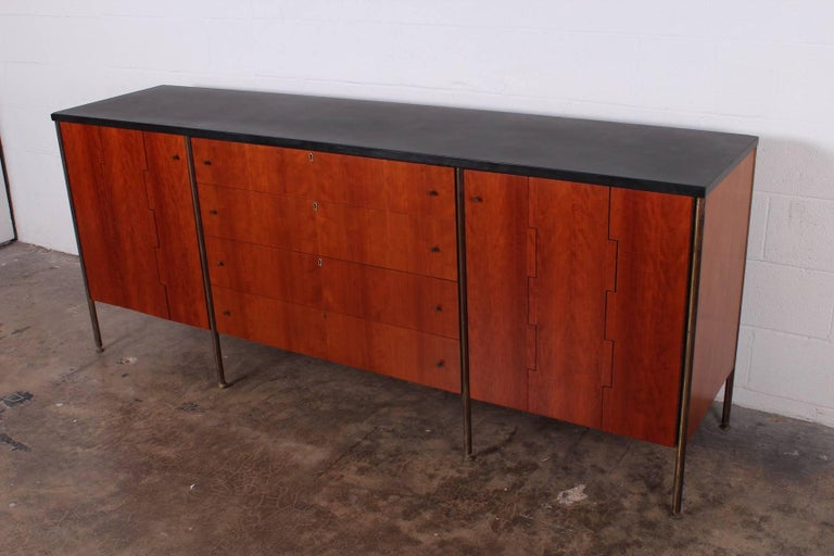 Cabinet by Milo Baughman for Directional In Good Condition For Sale In Dallas, TX
